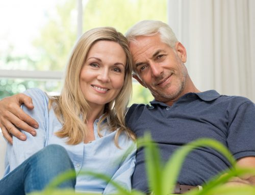 What is an initial contribution worth in a long marriage?