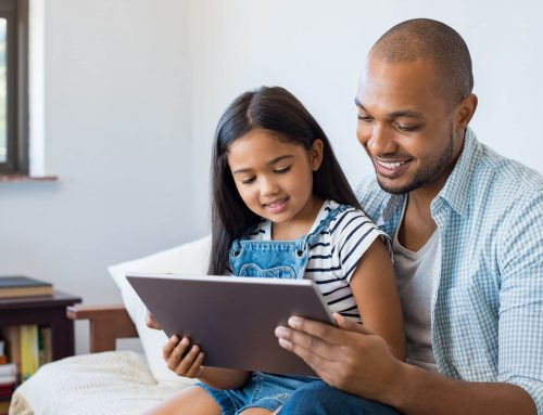 How unsupervised screen time can impact parenting orders