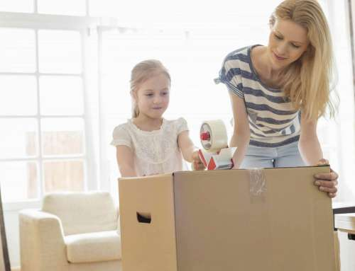 Relocating after divorce – can I take my child with me?